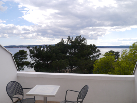 Beautiful view in Crikvenica